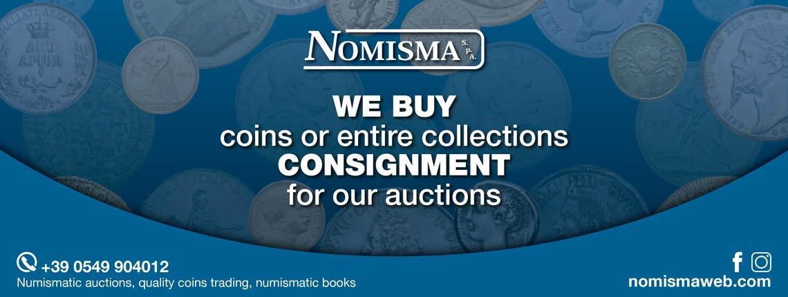 coins and medals consignment